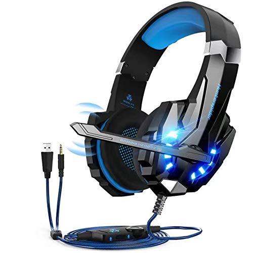 Micro-casque gaming stéréo (vendeur tiers)