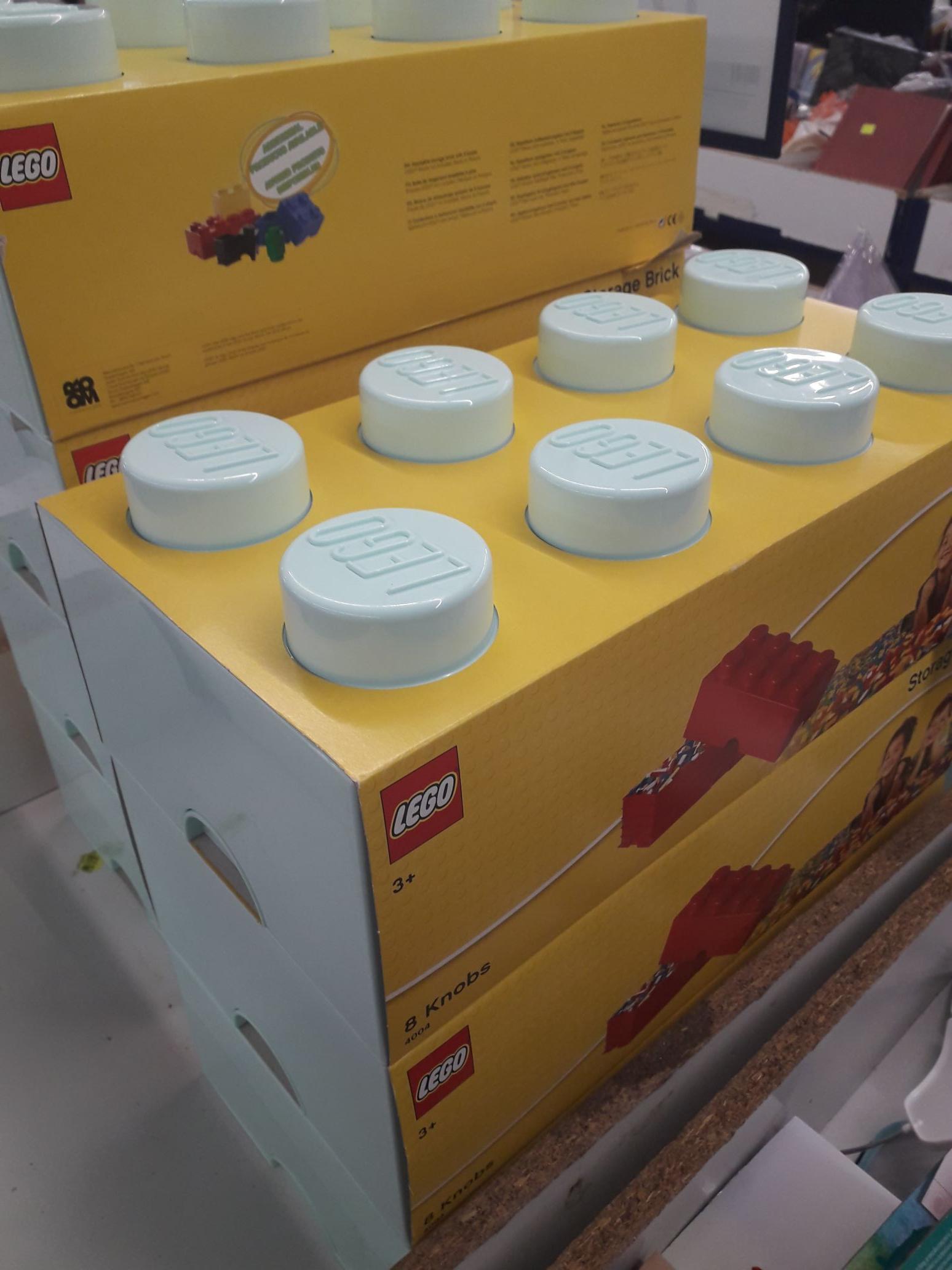 Maxi Boite rangement Lego (Rennes 35)