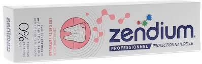 40% de réduction sur une sélection de produits Zendium Professionnel (via Shopmium) - Ex : Dentifrice Zendium Gencives sensibles (75 ml)