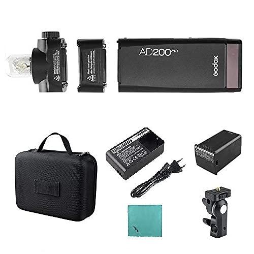 Flash sans-fil Godox AD200Pro - 2.4GHz, 200W (Vendeur tiers)