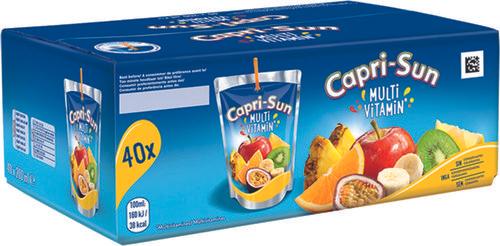 Pack de 40 Gourdes Capri-Sun (40 x 20cl)