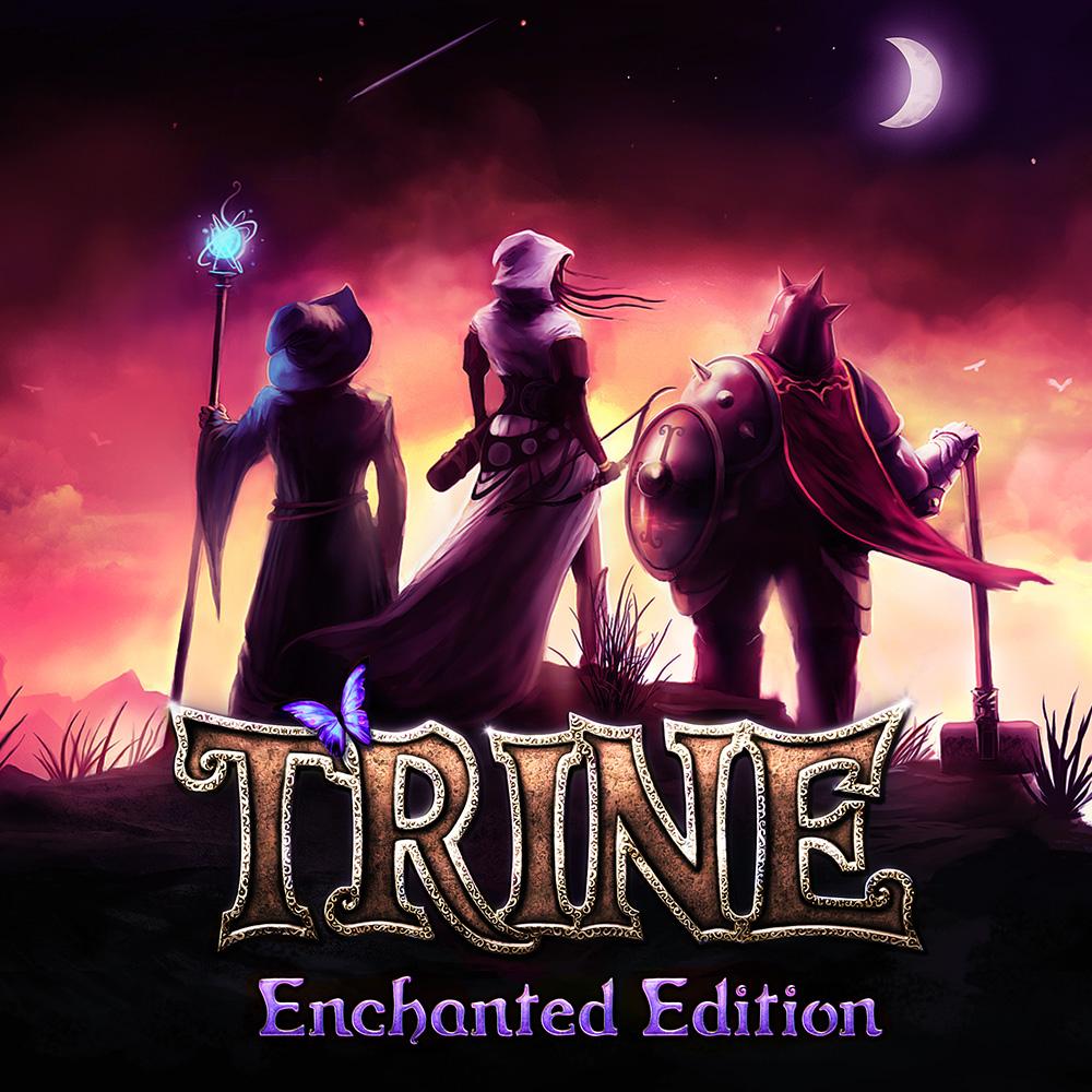 Sélection de jeux Trine sur Nintendo Switch en promotion - Ex : Trine Enchanted Edition (Dématérialisé)