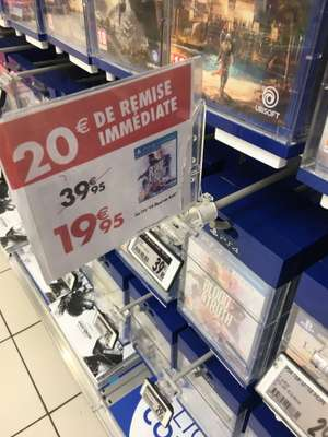 Blood and Truth sur PS4 - Rennes Centre Alma (35)