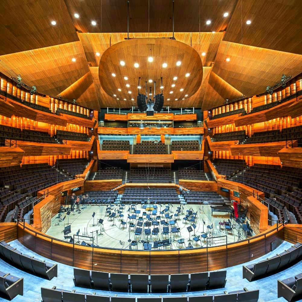 Concert symphonique gratuit par l'Orchestre National de France à la Maison de la Radio - Paris (75)