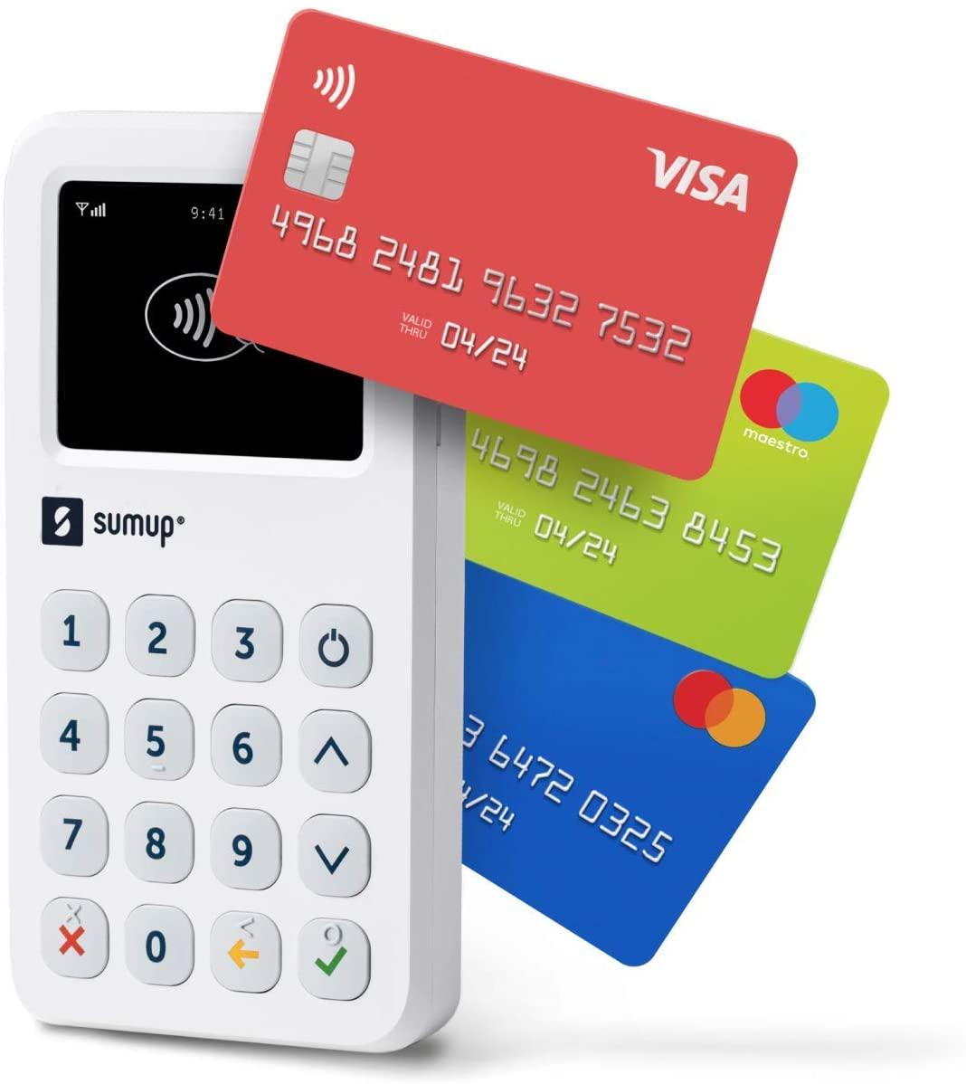 Terminal de paiement SumUp 3G + WiFi