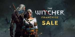 Licence The Witcher en promotion sur PC (Dématérialisé - GoG) - Ex : The Witcher 3: Wild Hunt - Game of the Year Edition