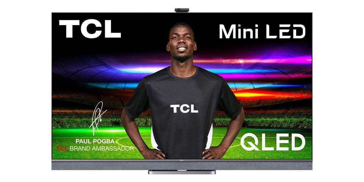 """TV 55"""" TCL 55c825 - 4K UHD, QLED (via ODR de 100€)"""