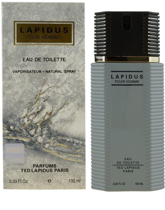 Eau de toilette Ted Lapidus pour homme - 100 mL