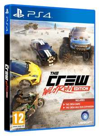 The Crew Wild Run Edition sur PS4 et Xbox One