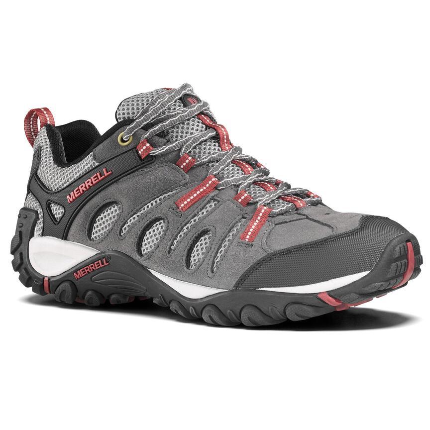 Chaussures de Randonnée Montagne Merrell Crosslander - Gris, Du 39 au 47