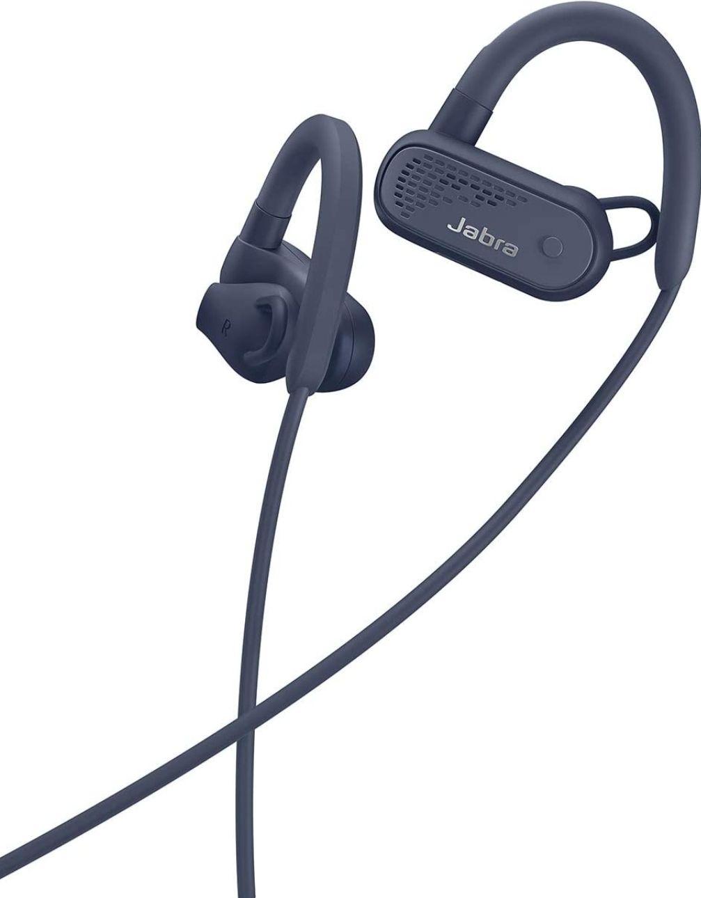 Ecouteurs sans-fil Jabra Elite 45e Réduction de bruit active - Navy (Frais d'importation et de port inclus)