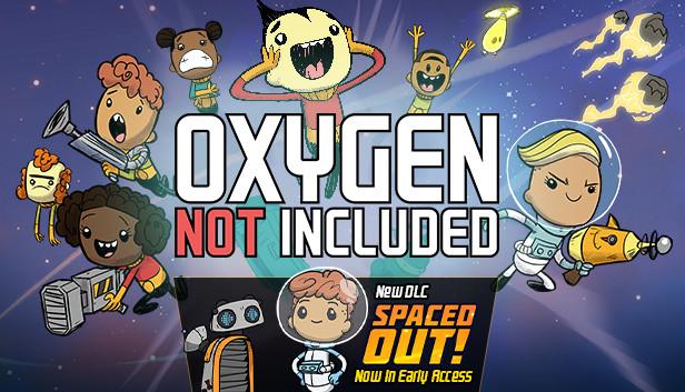 Oxygen Not Included sur PC (Dématérialisé)