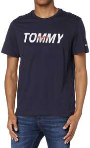 Tee-shirt Tommy Hilfiger Layered Graphic - Taille XS