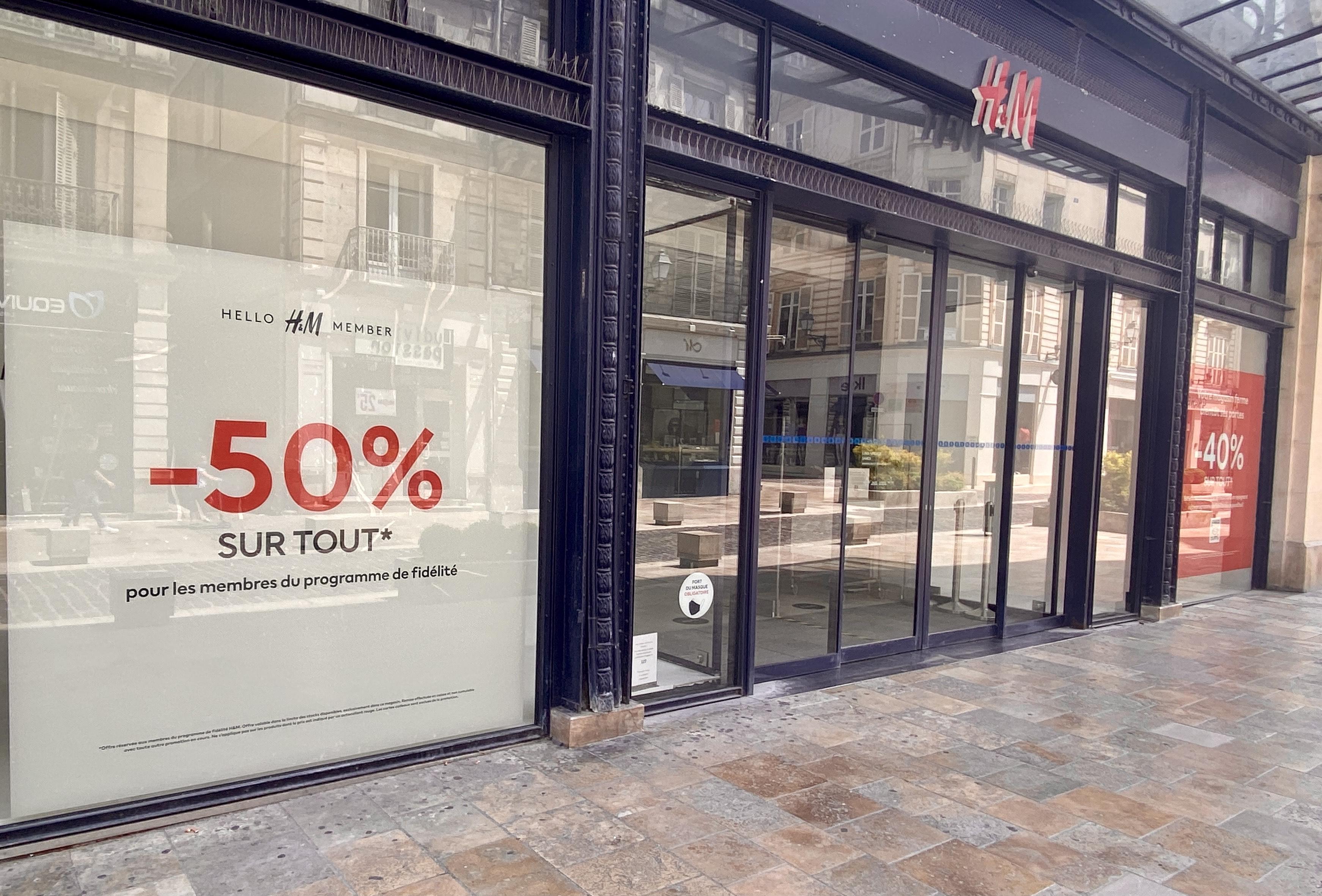 [Membres] 50% de réduction sur tout le magasin H&M - Troyes (10)