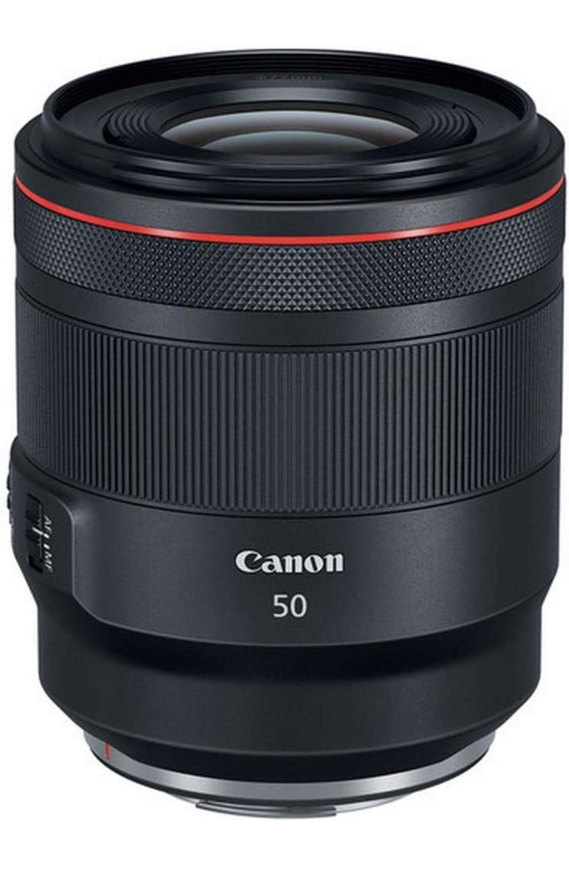 [Précommande] Objectif Canon RF 50mm - F1.2L, USM