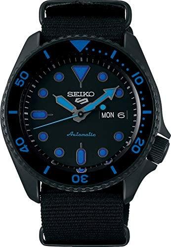 Montre analogique automatique Seiko 5 Sports (SRPD81K1) - 43mm