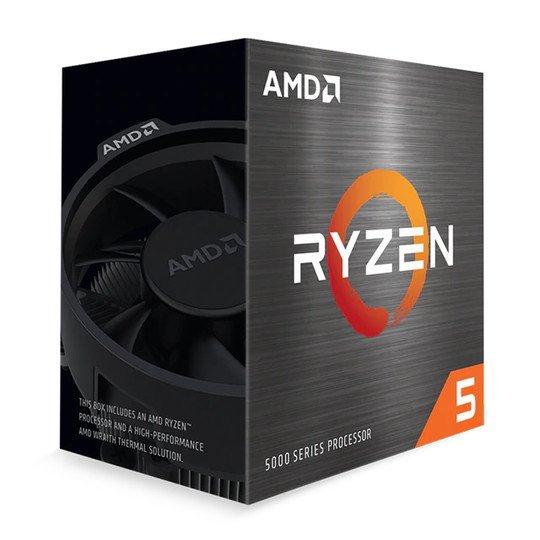 Processeur AMD Ryzen 5 5600X (3.7 GHz)