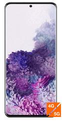 """Smartphone 6.7"""" Samsung Galaxy S20+ Plus (5G) - QHD+ 120 Hz, Exynos 990, RAM 12 Go, 128 Go (Noir)"""
