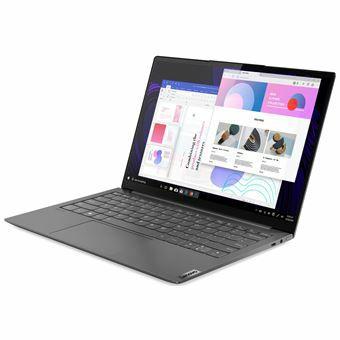 """PC Portable 13.3"""" Lenovo Yoga Slim 7 13ACN5 - Ryzen 7 5800U, 16 Go de RAM, 512 Go SSD, Gris"""