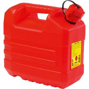 Jerrican à carburant EDA homologué avec bec verseur - 10L