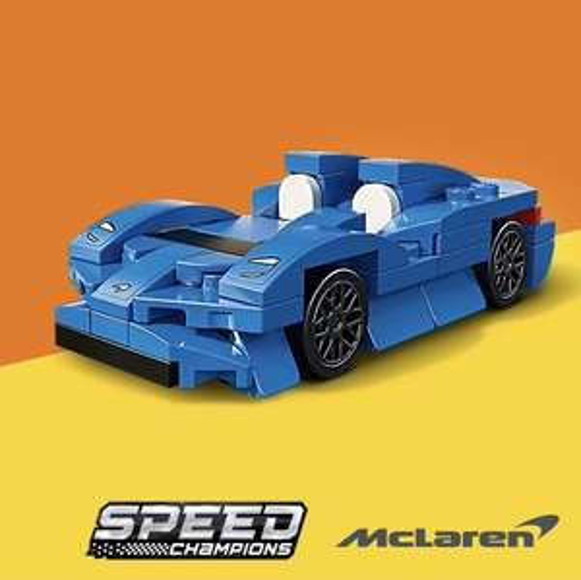 Jeu de Construction Lego McLaren Elva (30343) offert des 40€ d'achat - Hors Exceptions