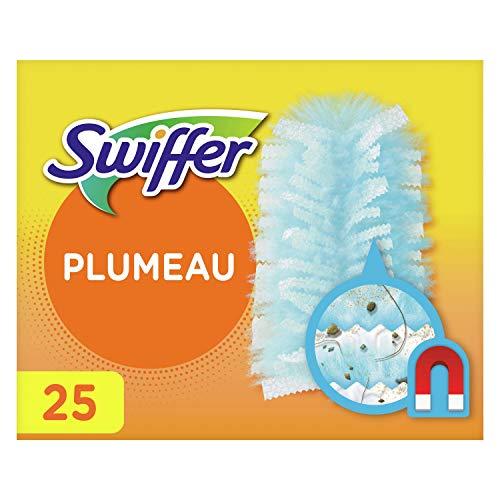 25 Recharges Plumeaux Swiffer Duster Recharges Plumeaux Attrape-Poussière