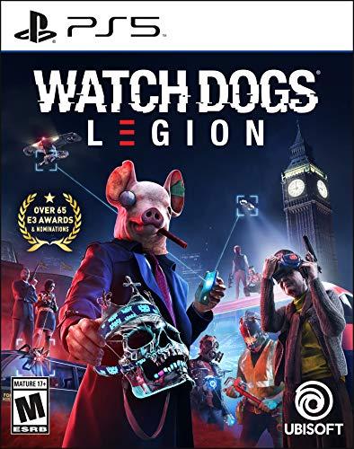 Watch Dogs: Legion sur PS5 (Frais de port inclus)