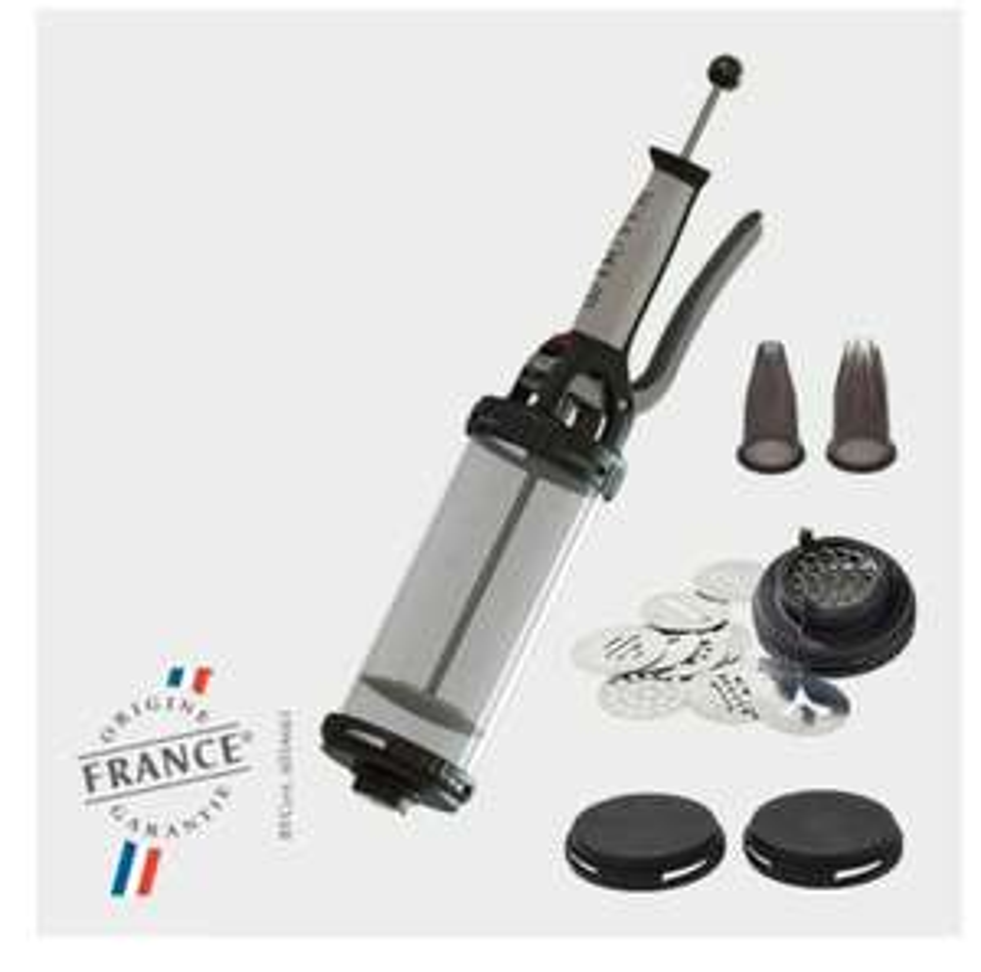 Coffret piston à pâtisserie tube + 2 Douilles De Buyer (coin-fr.com)