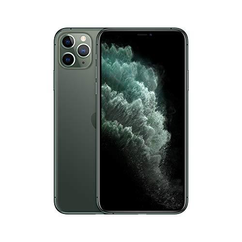"Smartphone 6.5"" Apple iPhone 11 Pro Max - 256 Go, OLED Super Retina XDR (Vert Minuit)"