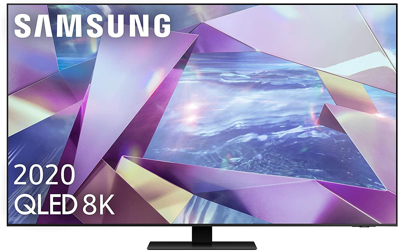 """TV 65"""" Samsung QE65Q700T - 8K UHD, Quantum HDR 1000, QLED, Smart TV (via ODR de 500€)"""