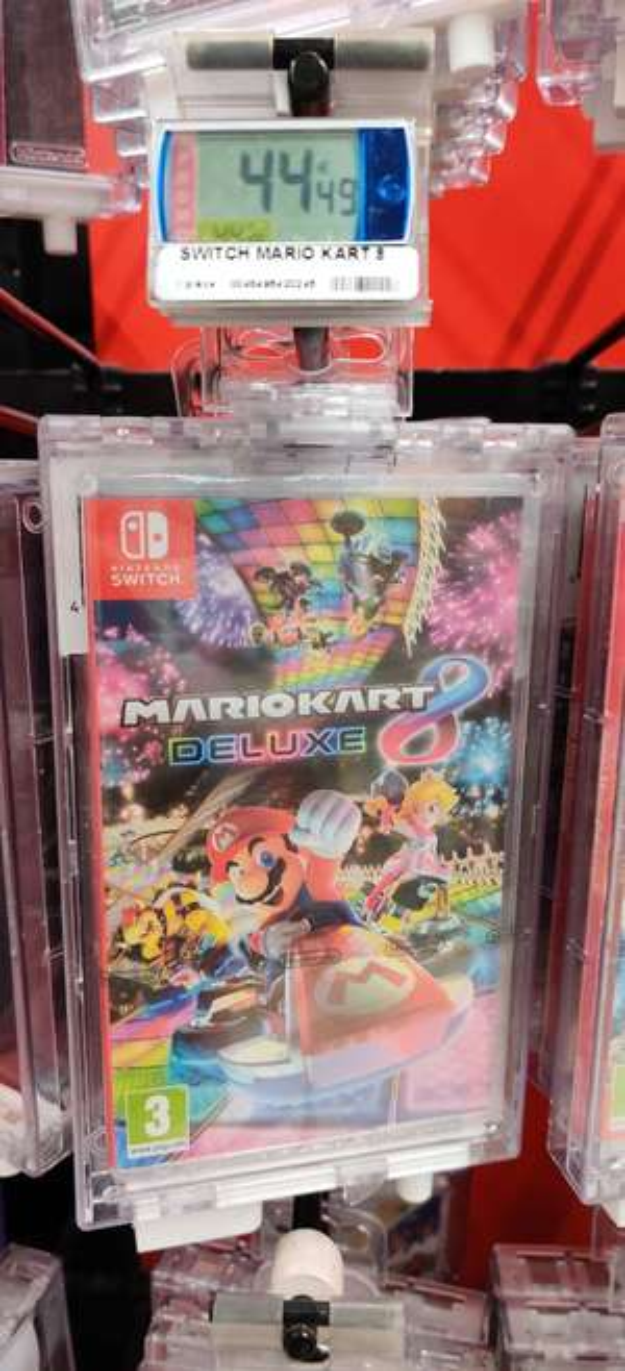 Jeu Mario Kart 8 Deluxe sur Nintendo Switch - Meylan (38)