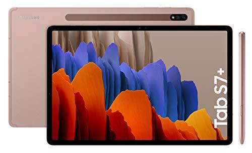 """Tablette 12,4"""" Samsung Galaxy Tab S7+ Wifi - 128 Go"""