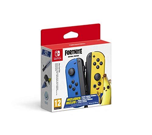 Paire de Joy-Con édition Fortnite pour Nintendo Switch