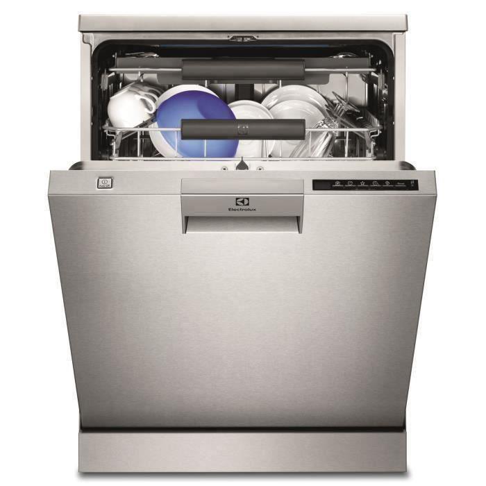 Lave vaisselle pose libre Electrolux ESF8650ROX - 15 couverts