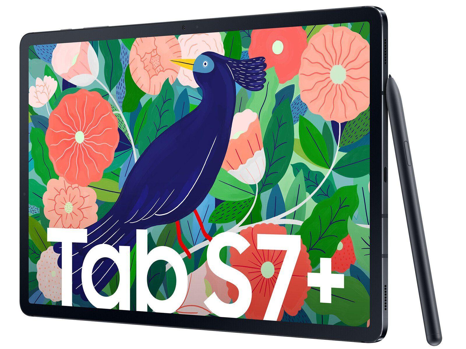 "[MACIF] Tablette 12.4"" Samsung Galaxy Tab S7+ 8Go, 256Go (Via bonus reprise 100€ / ODR 150€)"