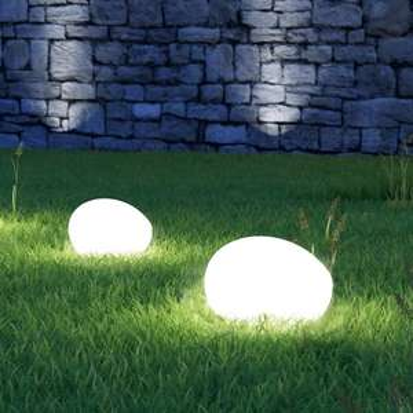 2 lampes solaires à LED Light Zone