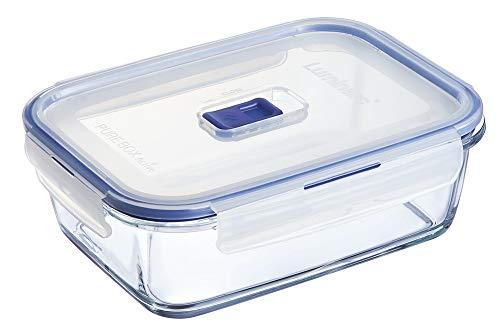 Boîte de conservation hermétique en verre Luminarc Pure Box Active - 1.22 L