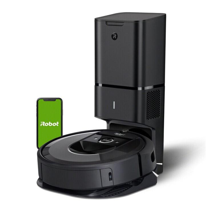 Aspirateur robot iRobot Roomba I7+