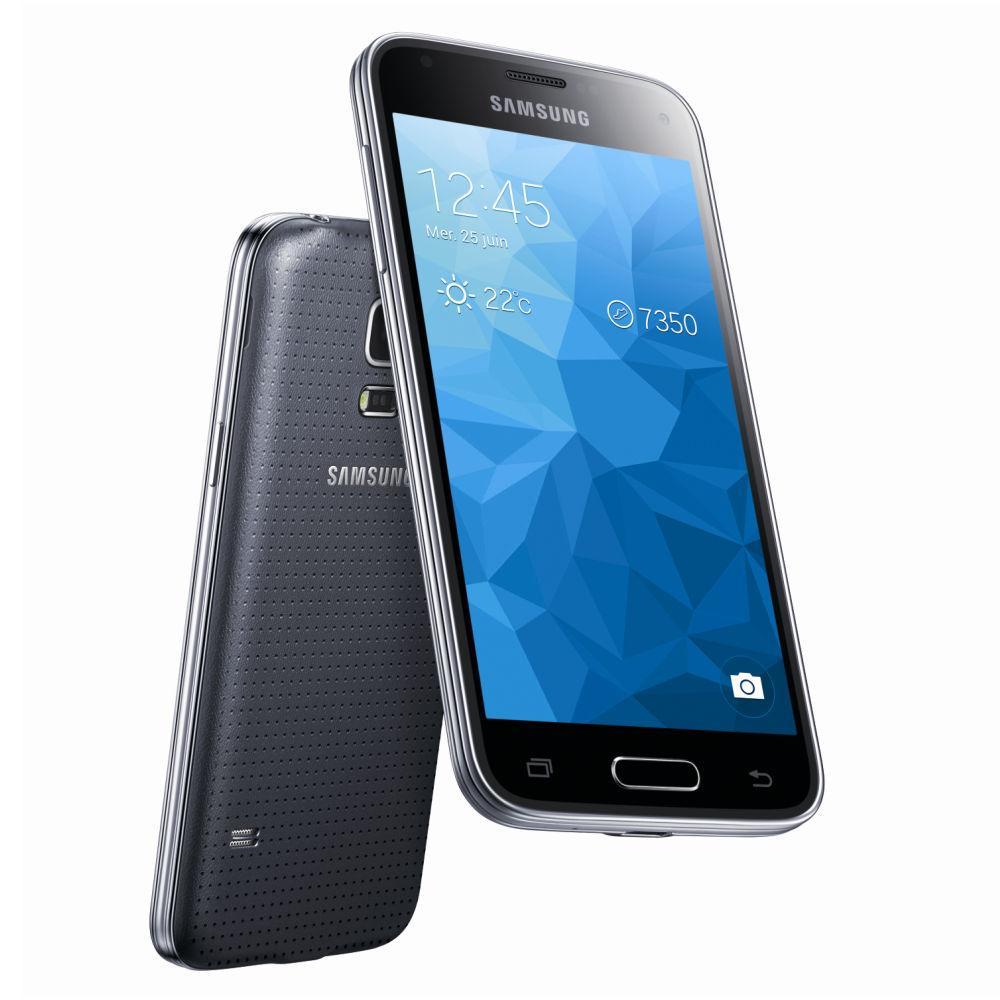 "Smartphone 4.5"" Samsung Galaxy S5 Mini Noir - 16Go"