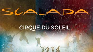Places gratuites pour le cirque du soleil du 2 au 30 Juillet 2016 en Andorre