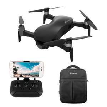 Drone quadricoptère Eachine EX4 - Caméra 4K UHD, stabilisée 3 axes, blanc ou noir