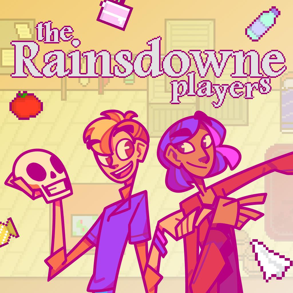 The Rainsdowne Players sur Switch (dématérialisé, stores AU / CA / MX / NZ / UK)
