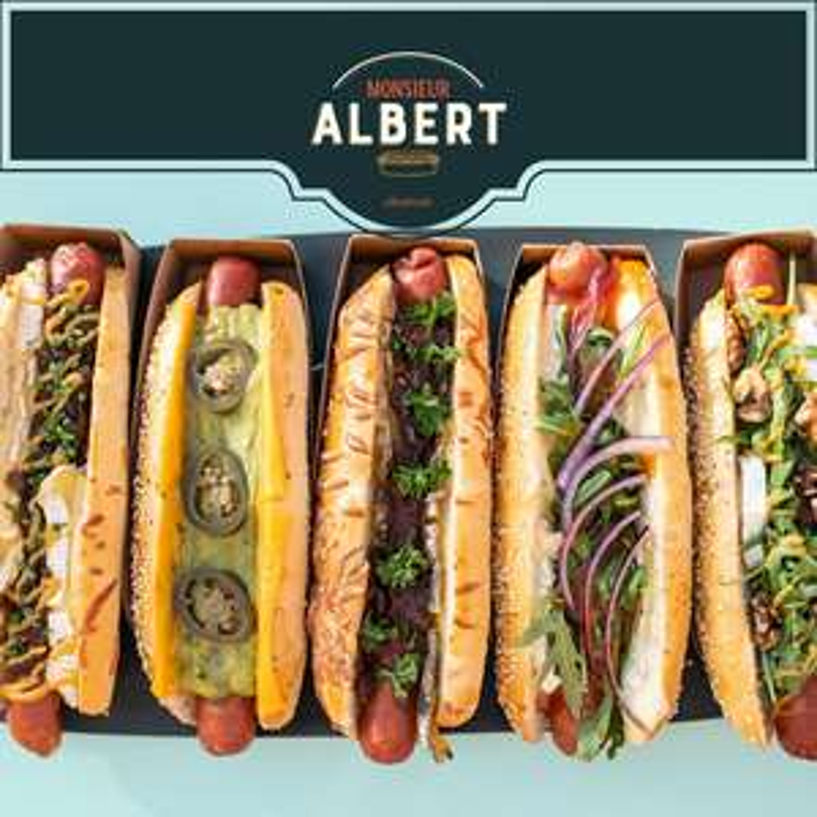 Un hot-dog gourmet offert pour l'ouverture d'un restaurant (100 premiers clients) - Monsieur Albert Nantes Beaulieu (44)