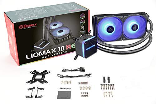 Kit de watercooling Enermax Liqmax III RGB 240 mm
