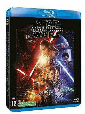 Blu-ray Star Wars VII : Le Réveil de la Force