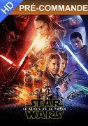 Achat d'un film HD au choix pour 4.99€ - Ex : Précommande Star Wars : Episode VII - Le Réveil de la Force