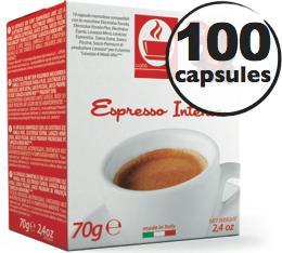 """lot de 100 capsules compatible Modo Mio """"Lavazza"""""""
