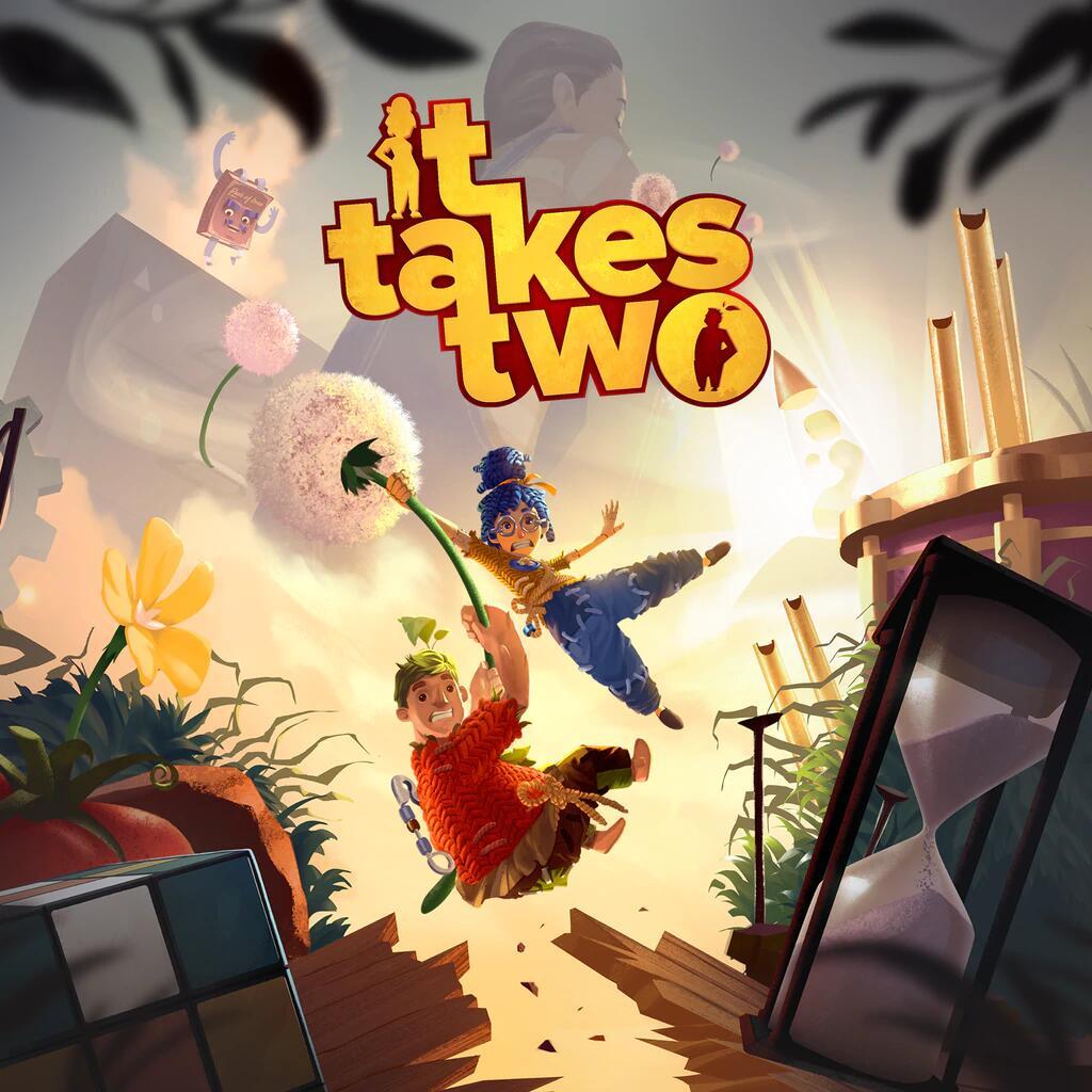 It Takes Two sur PC (Dématérialisé - Steam)