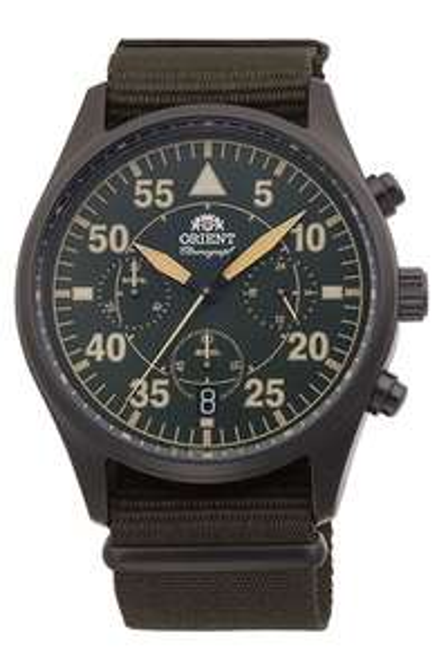 Montre chronographe à Quartz Orient RA-KV0501E10B