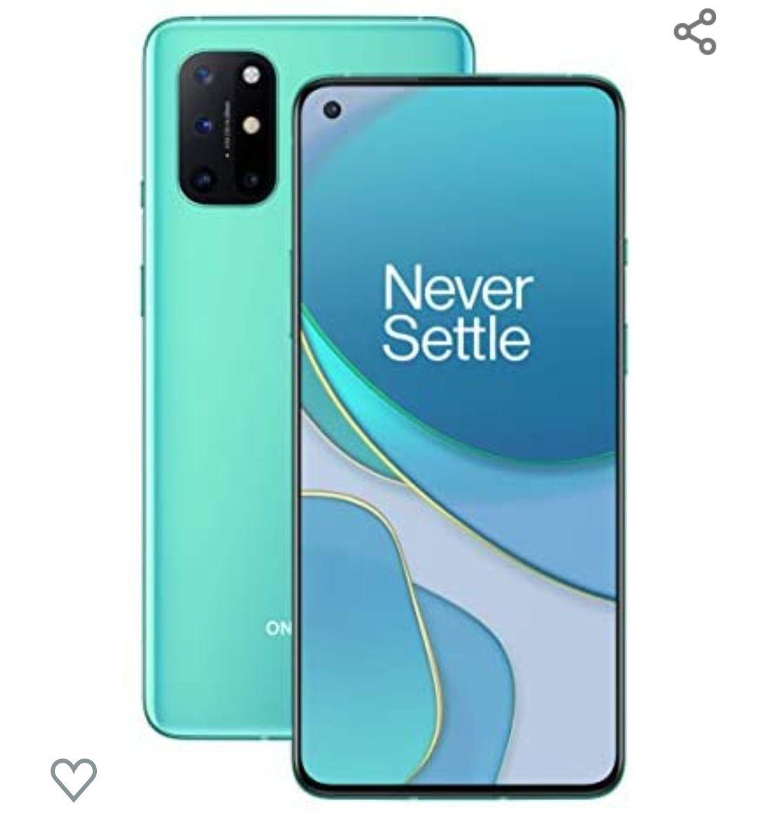 "Smartphone 6.55"" Oneplus 8T - 128 Go"